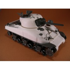 F109 - M4A1 Thickened Hull and Turret Armor, Conversion for Tasca kit 35-012