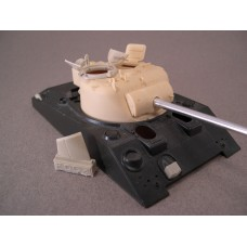 F064 - Early Low Bustle Sherman Firefly Turret