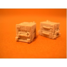 F115 - US Tank Destroyer Radios (Set of 2)