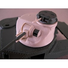 F126 - M3 Lee Turret for Academy Kit