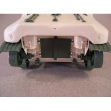 F127 - Square Air Cleaners and Fish Tail Exhaust for Academy M3 Lee/Grant