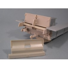 F130 - Rear Hull Details for Dragon M4A2s